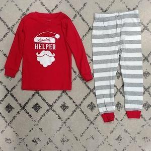 Carter's Snug Fit Cotton Christmas Pajama Set, 2T